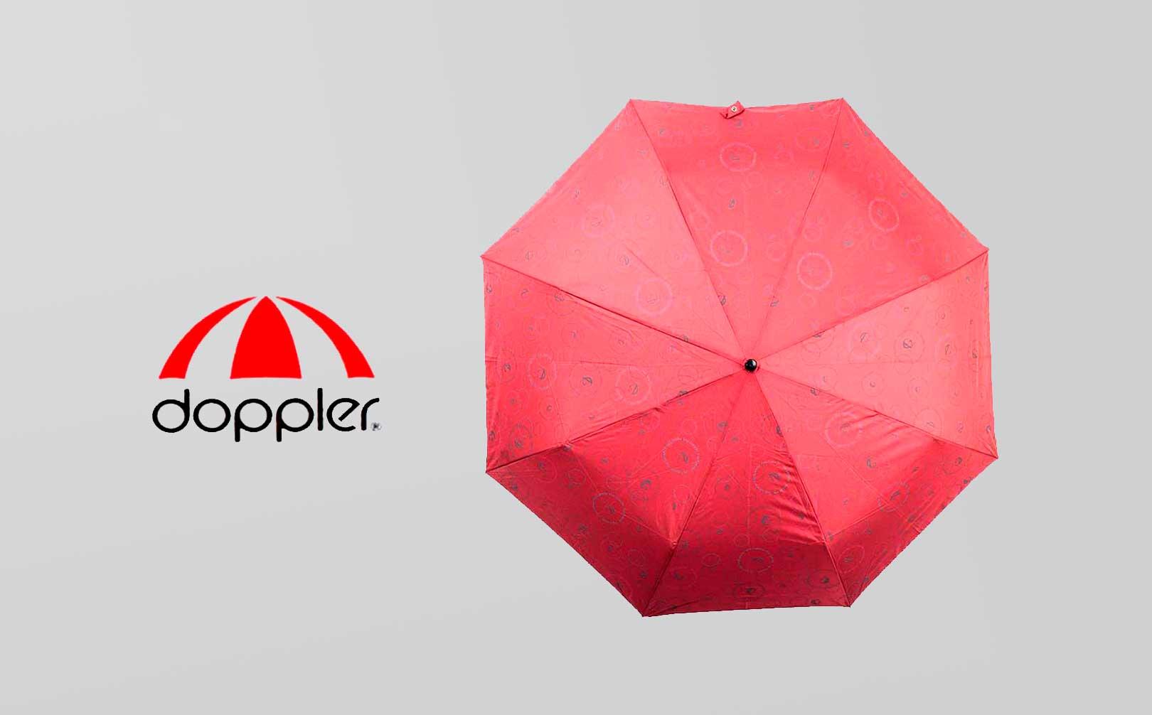зонты dopller