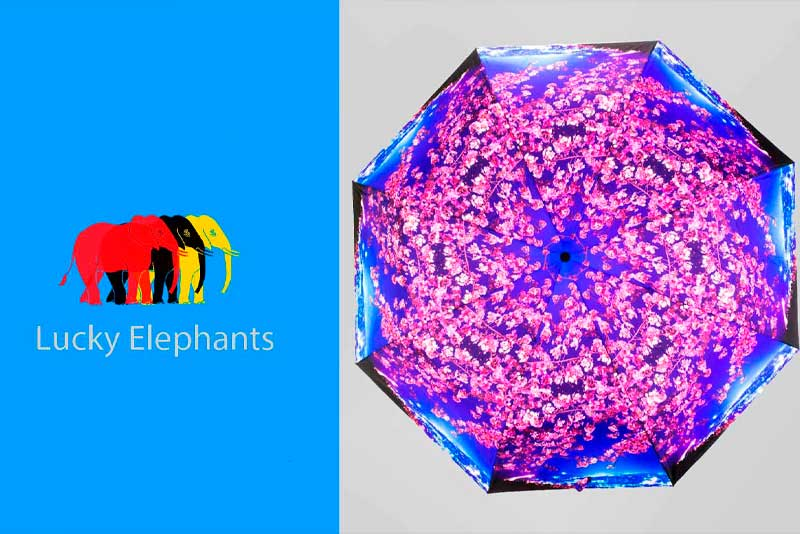 Зонты-lucky-elephants